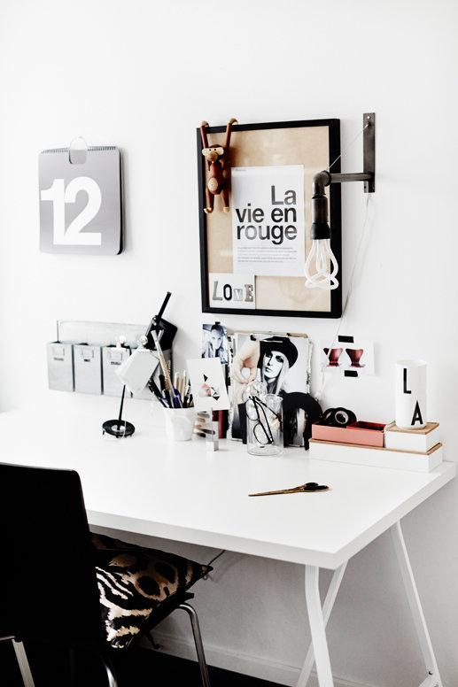 Фотография: Офис в стиле Скандинавский, Стиль жизни, Советы – фото на InMyRoom.ru