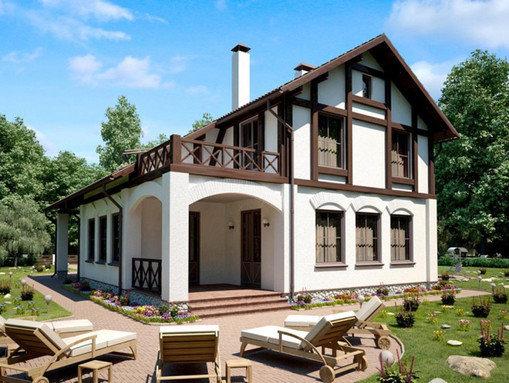Фотография:  в стиле , Советы, Дом и дача, строительство скандинавского дома, утепление загородного дома – фото на InMyRoom.ru