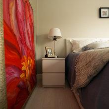 Фото из портфолио Уютный интерьер в бежевых тонах – фотографии дизайна интерьеров на InMyRoom.ru