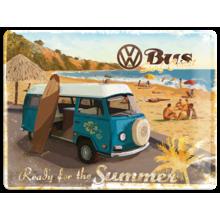 Табличка с тиснением - Summer