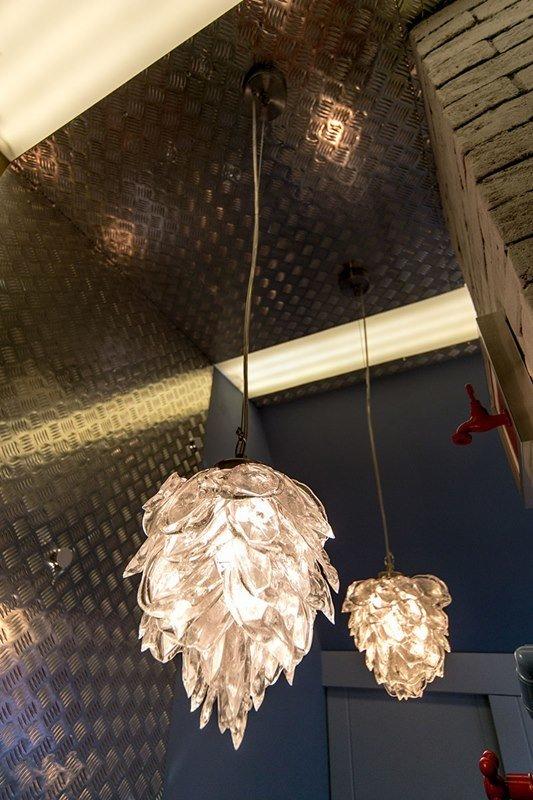Фотография: Мебель и свет в стиле Лофт, Современный, Спальня, Интерьер комнат, Дача, Дачный ответ, Библиотека, Мансарда – фото на InMyRoom.ru