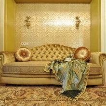 Фото из портфолио Золотая шкатулка – фотографии дизайна интерьеров на InMyRoom.ru