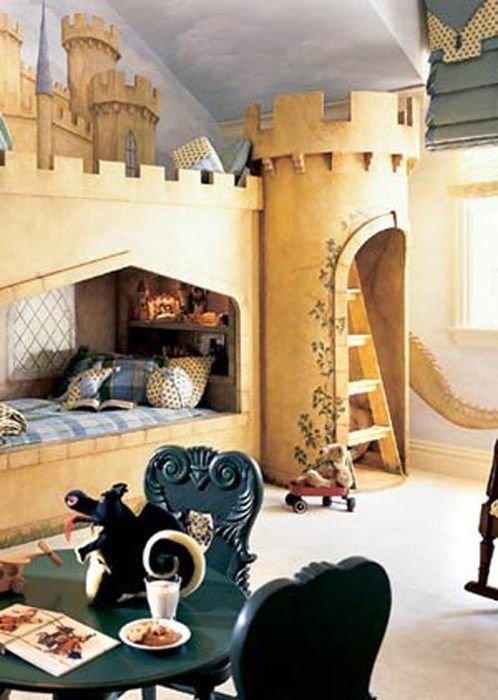 Фотография: Детская в стиле Прованс и Кантри, Классический, Современный, Интерьер комнат – фото на InMyRoom.ru