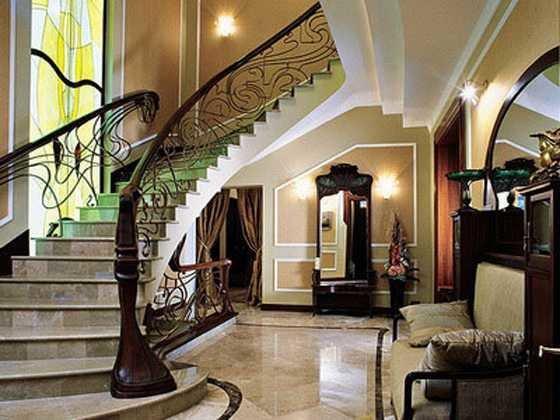Фотография: Прихожая в стиле Классический, Эклектика, Дизайн интерьера – фото на InMyRoom.ru