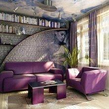 Фото из портфолио Нравится. Гостиные. – фотографии дизайна интерьеров на InMyRoom.ru