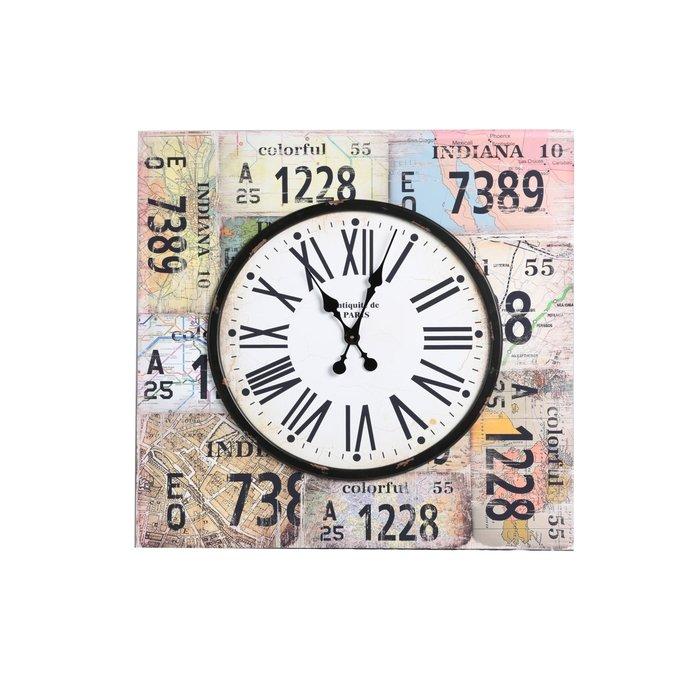 Настенные часы Пантен