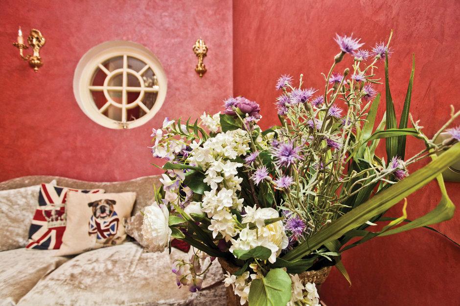 Фотография: Флористика в стиле , Классический, Квартира, Дома и квартиры, Проект недели – фото на InMyRoom.ru