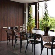Фотография: Мебель и свет в стиле Кантри, Минимализм, Кухня и столовая, Прихожая, Декор интерьера, Дом, Дома и квартиры, Лондон, Плитка – фото на InMyRoom.ru