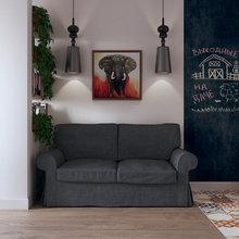 """Фото из портфолио ЖК """"Перемена"""" – фотографии дизайна интерьеров на InMyRoom.ru"""