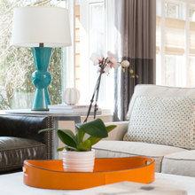 Фотография: Гостиная в стиле Скандинавский, Квартира, Дома и квартиры – фото на InMyRoom.ru