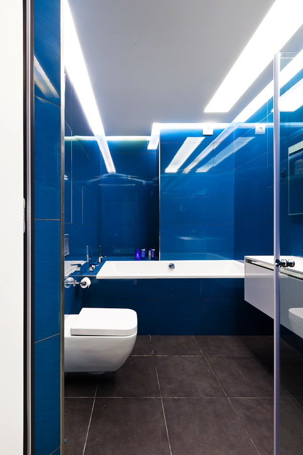 Фото из портфолио Квартира на Крестовском – фотографии дизайна интерьеров на INMYROOM