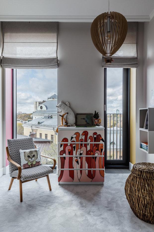 Фотография: Детская в стиле Современный, DIY, Переделка, ИКЕА, мебель икея, переделка мебели, как покрасить шкаф – фото на INMYROOM