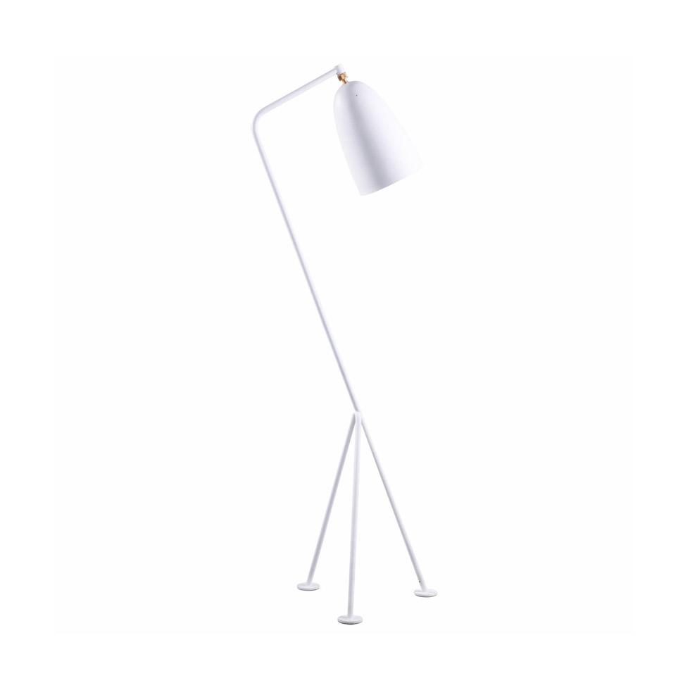 Напольная лампа Milnie White Floor Lamp