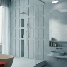 Фото из портфолио Ванная у моря  – фотографии дизайна интерьеров на INMYROOM