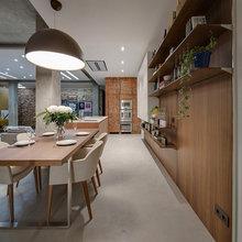 Фотография: Кухня и столовая в стиле Лофт, Спальня, Гардеробная, Эклектика, Декор интерьера, Квартира, Мебель и свет, Минимализм – фото на InMyRoom.ru