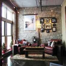 Фотография: Гостиная в стиле Кантри, Классический, Современный, Декор интерьера, Освещение, Мебель и свет – фото на InMyRoom.ru