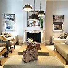 Фотография: Гостиная в стиле Классический, Декор интерьера, Квартира, Дом – фото на InMyRoom.ru
