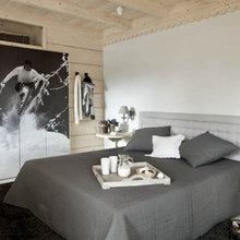 Фотография: Спальня в стиле Современный, Эко, Дом, Дома и квартиры – фото на InMyRoom.ru