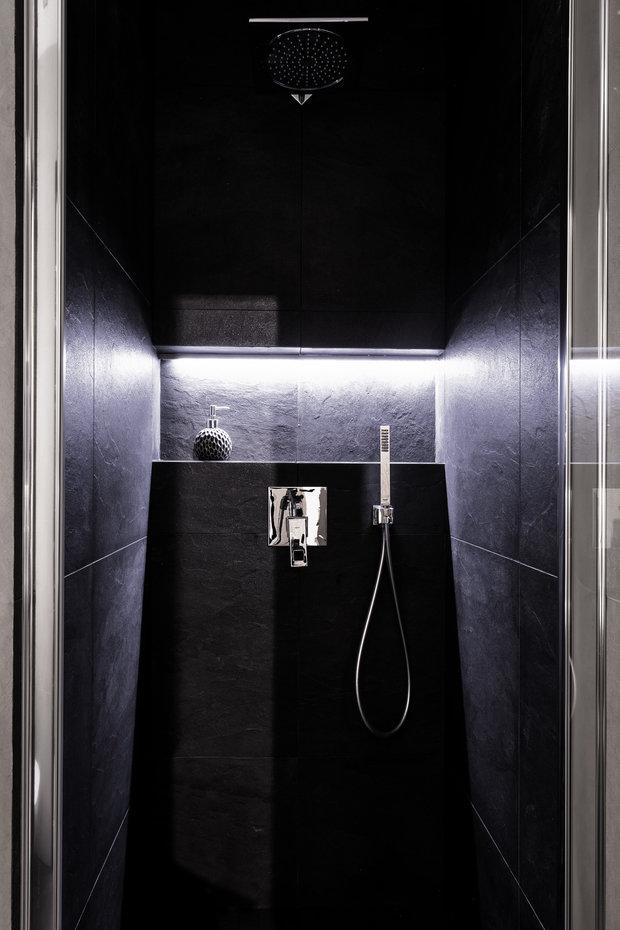 Фотография: Ванная в стиле Современный, Квартира, Проект недели, Москва, 2 комнаты, до 40 метров, Ксения Харькова – фото на INMYROOM