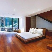 Фотография: Спальня в стиле Минимализм, Дом, Дома и квартиры, Эко – фото на InMyRoom.ru