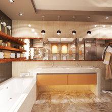 Фото из портфолио Дизайн интерьера дома,  Ялта – фотографии дизайна интерьеров на INMYROOM