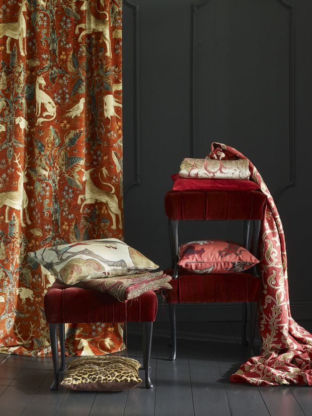 Фотография: Мебель и свет в стиле Классический, Современный, Декор интерьера, Декор дома, Ковер – фото на InMyRoom.ru