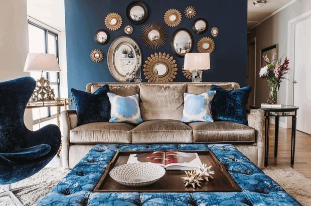 Фотография: Гостиная в стиле Классический, Декор интерьера, Мебель и свет, Советы, Экспострой – фото на InMyRoom.ru