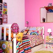 Фотография: Детская в стиле Кантри, Квартира, Дома и квартиры, Перепланировка – фото на InMyRoom.ru