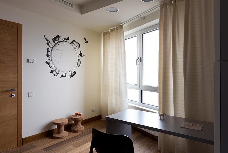 Фотография: Офис в стиле Современный, Декор интерьера, Квартира, Normann Copenhagen, Vitra, Дома и квартиры, Проект недели, SLV – фото на InMyRoom.ru