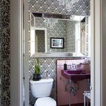 Фотография: Ванная в стиле Классический, Современный, Декор интерьера, Квартира, Дом, Декор – фото на InMyRoom.ru