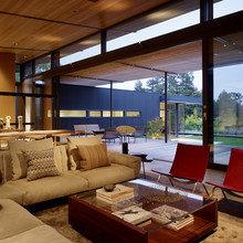 Фото из портфолио Резиденция Mill Valley в США – фотографии дизайна интерьеров на INMYROOM