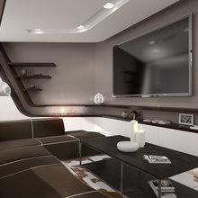 Фото из портфолио Sky House – фотографии дизайна интерьеров на InMyRoom.ru