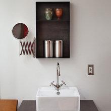 Фотография: Ванная в стиле , DIY, Малогабаритная квартира, Квартира, Дом, Дома и квартиры – фото на InMyRoom.ru