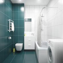 Фото из портфолио 1-к квартира 49 м² – фотографии дизайна интерьеров на INMYROOM