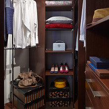 Фотография: Гардеробная в стиле Современный, Советы, гардеробная в квартире – фото на InMyRoom.ru