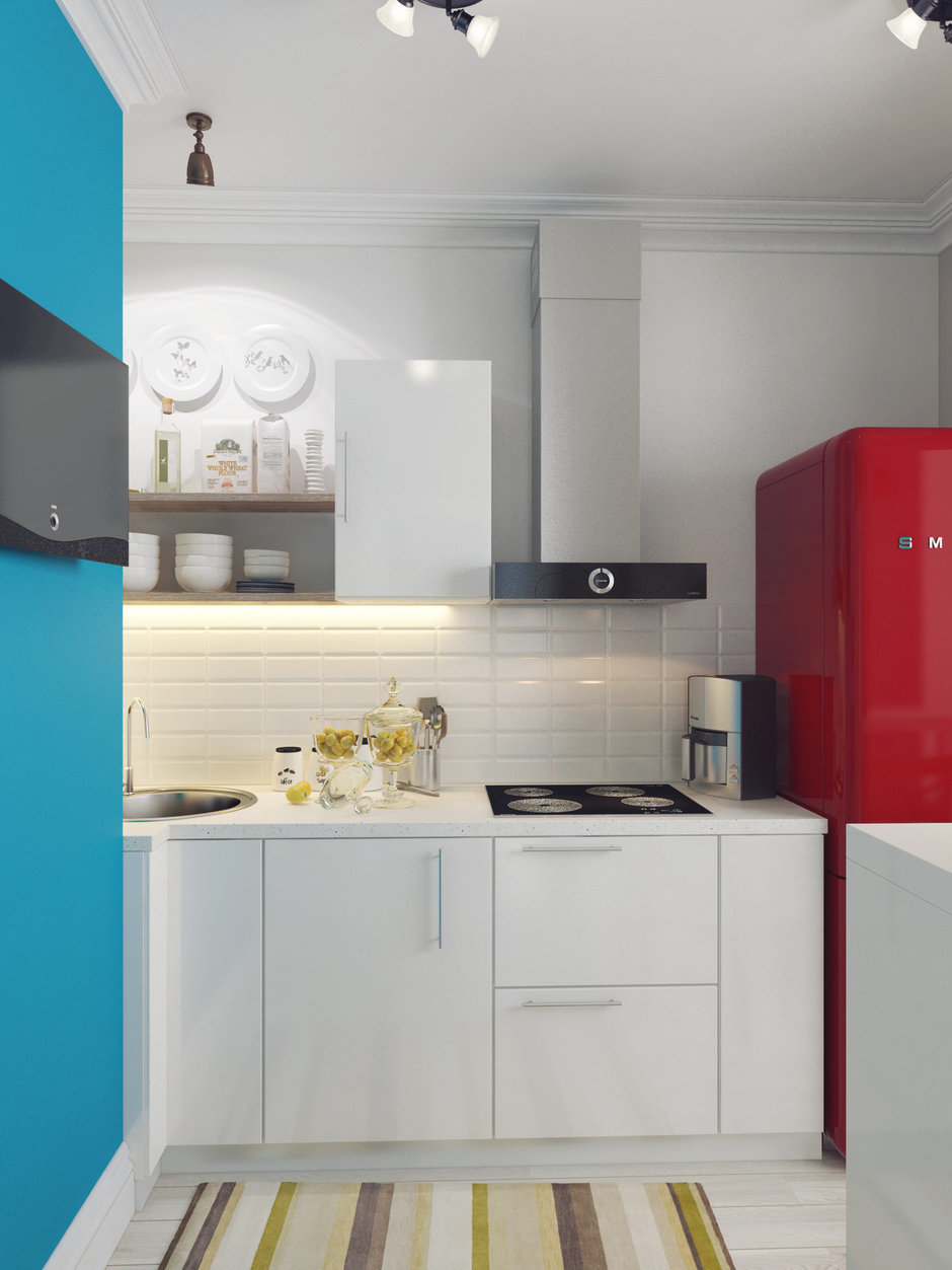 Фотография: Кухня и столовая в стиле Скандинавский, Декор интерьера, Квартира, Massive, Дома и квартиры, IKEA, Проект недели – фото на InMyRoom.ru