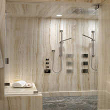 Фотография: Ванная в стиле Минимализм, Квартира, Дома и квартиры, Moscow Sotheby's International Realty – фото на InMyRoom.ru