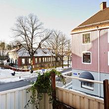 Фотография: Архитектура в стиле , Скандинавский, Малогабаритная квартира, Квартира, Швеция, Дома и квартиры – фото на InMyRoom.ru