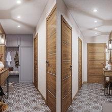 Фото из портфолио Гостевой дом 50м2 – фотографии дизайна интерьеров на INMYROOM
