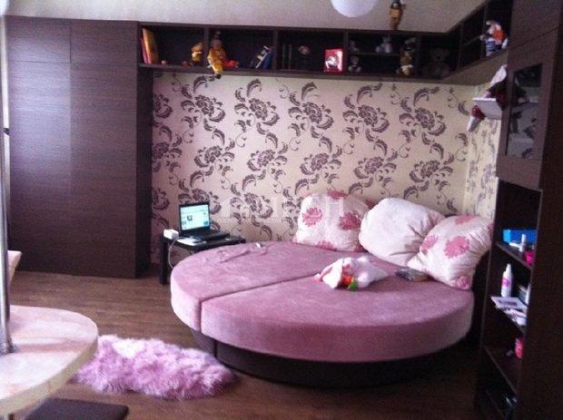 Продам круглую кровать Gruppo360