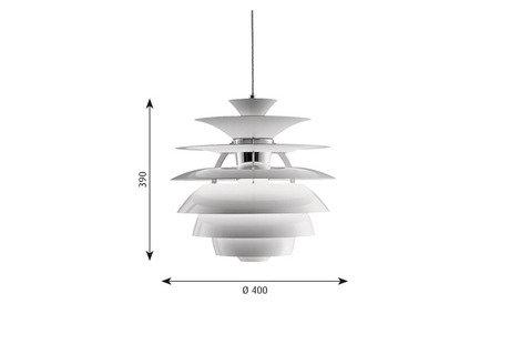 Потолочный светильник Louis Poulsen (оригинал)