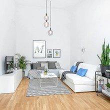 Фото из портфолио 4-х метровые потолки- ощущение фантастического пространства – фотографии дизайна интерьеров на INMYROOM