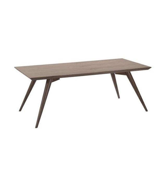 Купить Обеденный стол Smart Deco коричневого цвета, inmyroom, Испания
