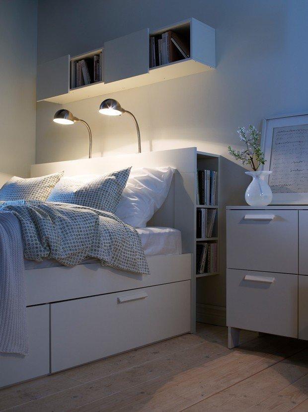 Фотография: Спальня в стиле Скандинавский, Гид, ИКЕА – фото на InMyRoom.ru