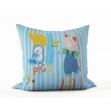 Детская подушка: Ниф-ниф