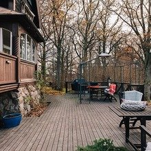 Фотография: Балкон, Терраса в стиле Кантри, Скандинавский, Современный – фото на InMyRoom.ru