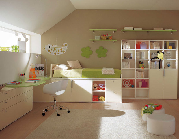 Фотография: Детская в стиле Современный, Интерьер комнат, Советы – фото на InMyRoom.ru