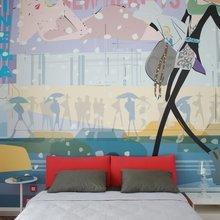 Фотография: Спальня в стиле Современный, Индустрия, Люди, Международная Школа Дизайна – фото на InMyRoom.ru