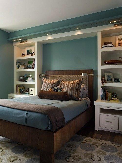Фотография: Спальня в стиле Современный, Малогабаритная квартира, Квартира, Советы – фото на InMyRoom.ru