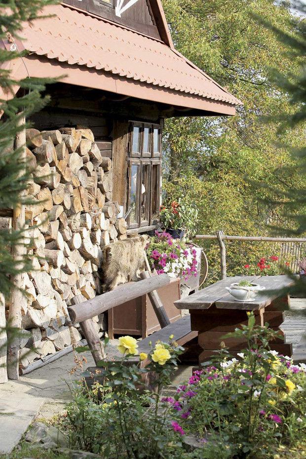 Фотография: Терраса в стиле Прованс и Кантри, Дом и дача, дача весной – фото на INMYROOM